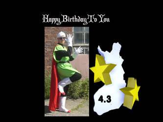 Happy Birthday Neturi by fi