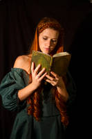 Green Dress  Stock I by GillianStock
