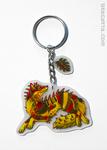 Keychain for Redwall151 by Dragarta