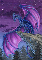 ACEO for Selianth by Dragarta