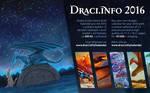 Dragon calendar Draci.info 2016 by Dragarta