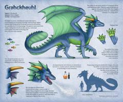 Character sheet for Grahckheuhl by Dragarta