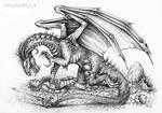 Dragon Vengeance by Dragarta