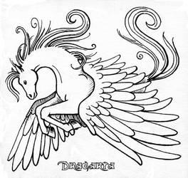 Pegasus by Dragarta