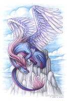 Elements - Air Dragon by Dragarta