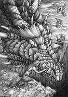 Tribute to the Dragon kind by Dragarta