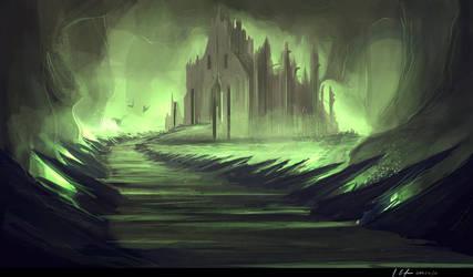 Hell Bridge by JonathanDufresne