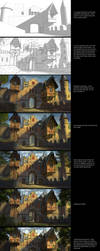 Painting tutorial by JonathanDufresne