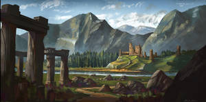 Landscape by JonathanDufresne