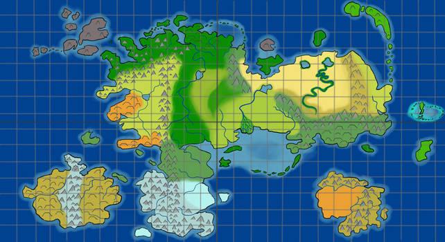Official Dd World Map.Dnd World Map Arturia By Emem5656 On Deviantart
