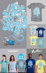 0000-kidrobot-threadless-submission by TheGreatGod