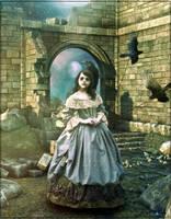 Raven guardian by AKira1189