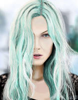 Portrait V by AKira1189