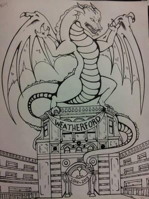 Weatherford Dragons by ShadowsLastBreath