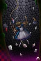 Alice in Wonderland by Flamestaff