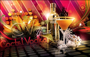Coctel Vodka by UraDesing