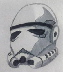 Stormtrooper by Azerty72200
