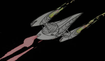 Spaceship by Azerty72200