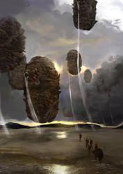 Gods of the Valley by SandroRybak