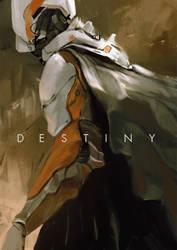 Destiny Fanart by SandroRybak