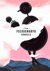 Pseudomorph Exomuscle by SandroRybak