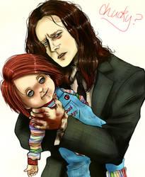 Chucky? by HumanPinCushion