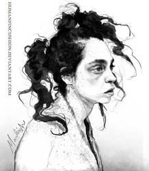 Fiona Dourif by HumanPinCushion