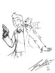 89th Years Of Tintin by mannytintin