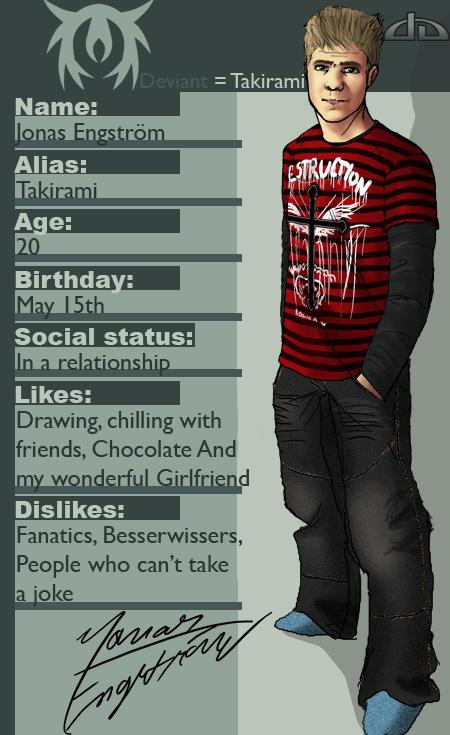 Takirami's Profile Picture