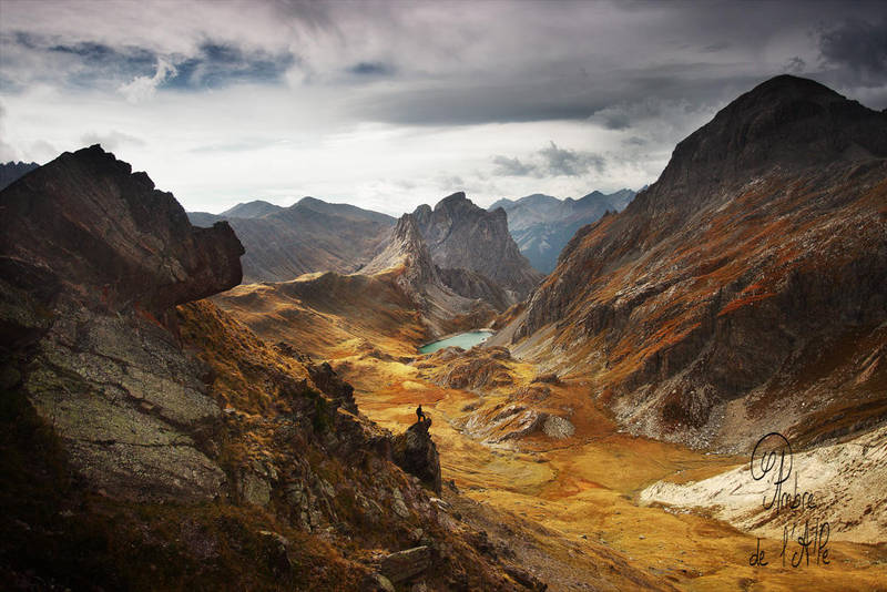 The ephemeral lands of fire. by landscapes-flake