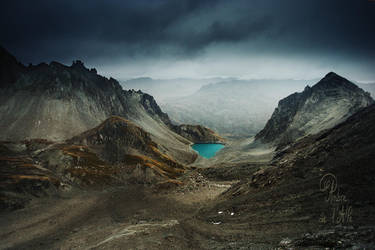 Desolation by landscapes-flake