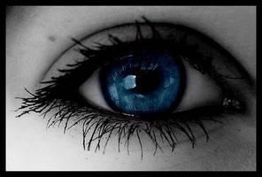 My eye by xXxragdoll