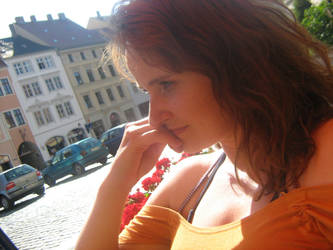 kleine Pause by vlindertje80
