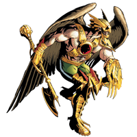 Hawkman from DC Comics by JayC79