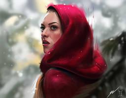 Red Riding Hood (2011) - Amanda Seyfried by vurdeM