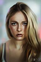 Portrait study by vurdeM