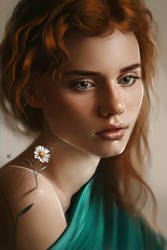 GREEN Illustration by vurdeM