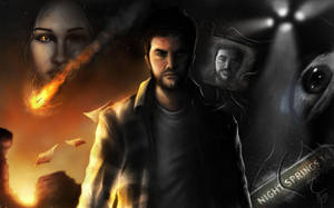 Alan Wake American Nightmare by thegameworld