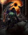 Death mask by thegameworld