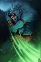 Sabrewulf by thegameworld