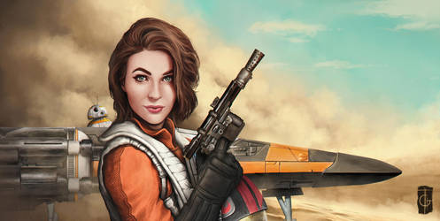 Resistance Pilot by thegameworld
