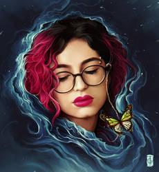 Anita by thegameworld
