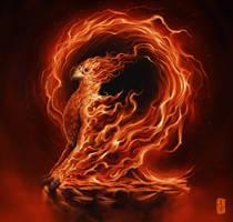Phoenix by thegameworld