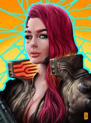 Cyberpunk 2077 by thegameworld