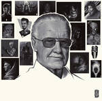 Stan lee by thegameworld