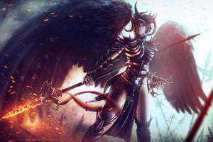 Dungeons and Dragons: Antheia'AnRaza II by Eddy-Shinjuku