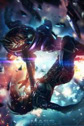 Mass Effect OC - Last Moments by Eddy-Shinjuku