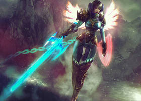 ADELiSE - Guild Wars 2 Commission by Eddy-Shinjuku