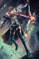 NiER Fan-fiction Commission by Eddy-Shinjuku