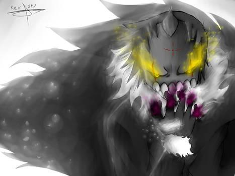 Kira's final form by KEVSKY-DRAWS